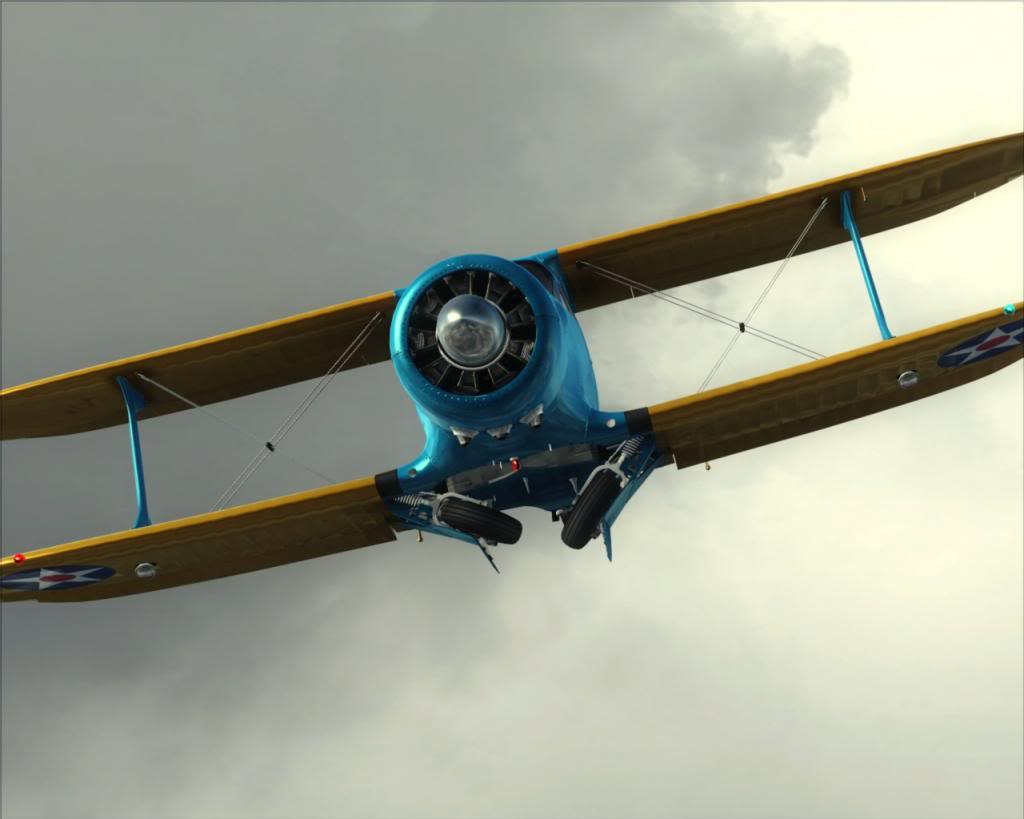 Staggerwing 22-15
