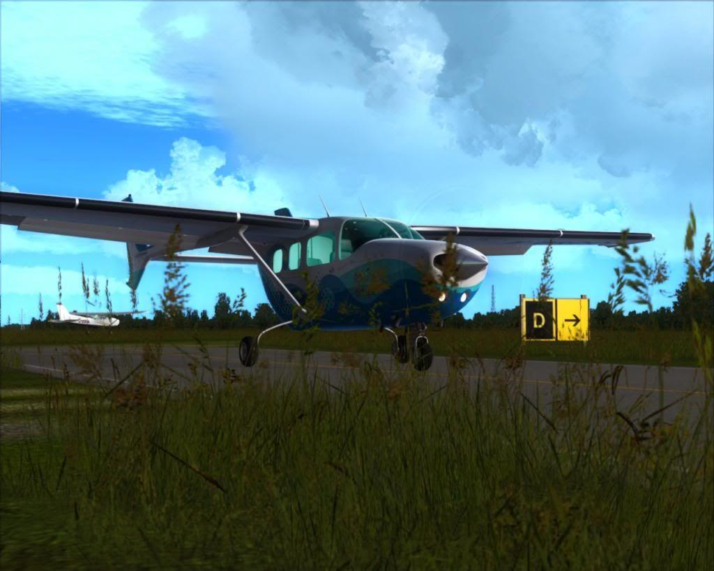 Elstree Aerodrome 22-9