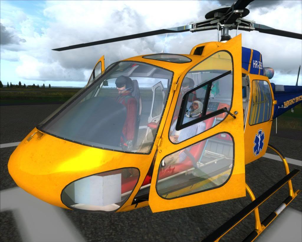 Novo brinquedo - AS350 22a