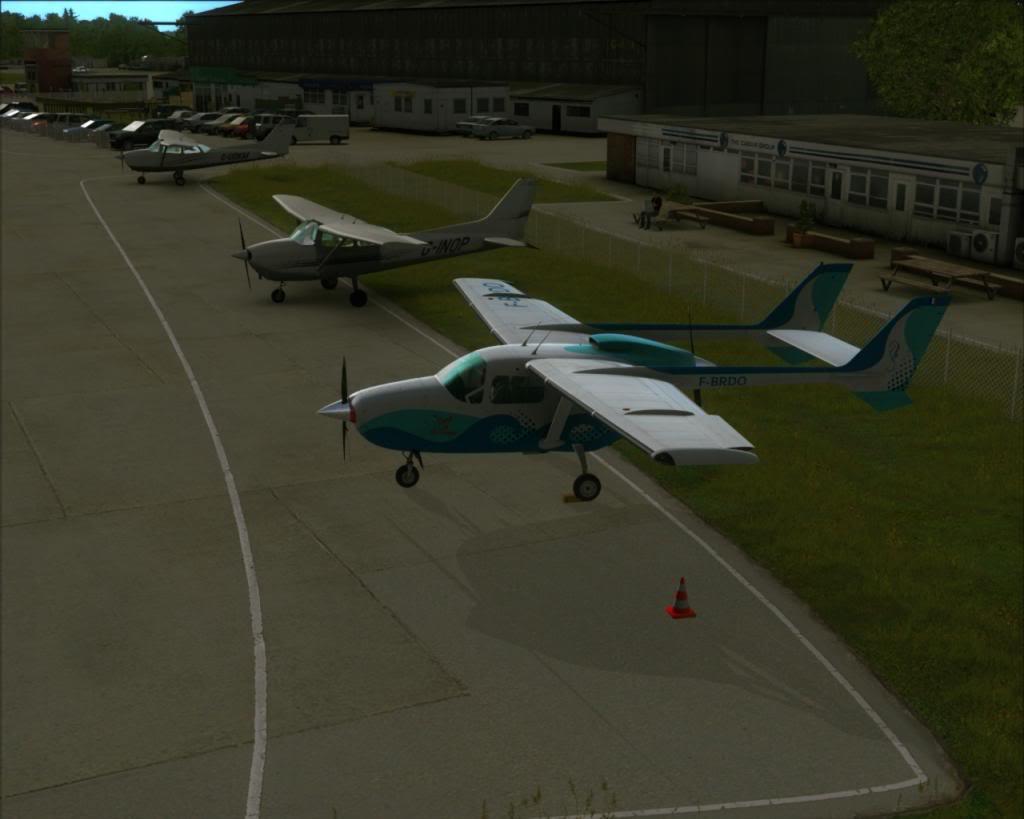 Elstree Aerodrome 23-8