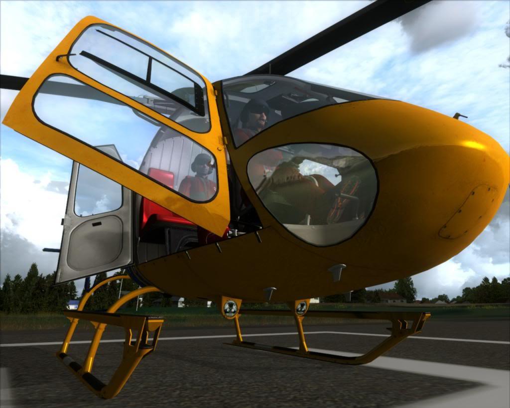 Novo brinquedo - AS350 23a