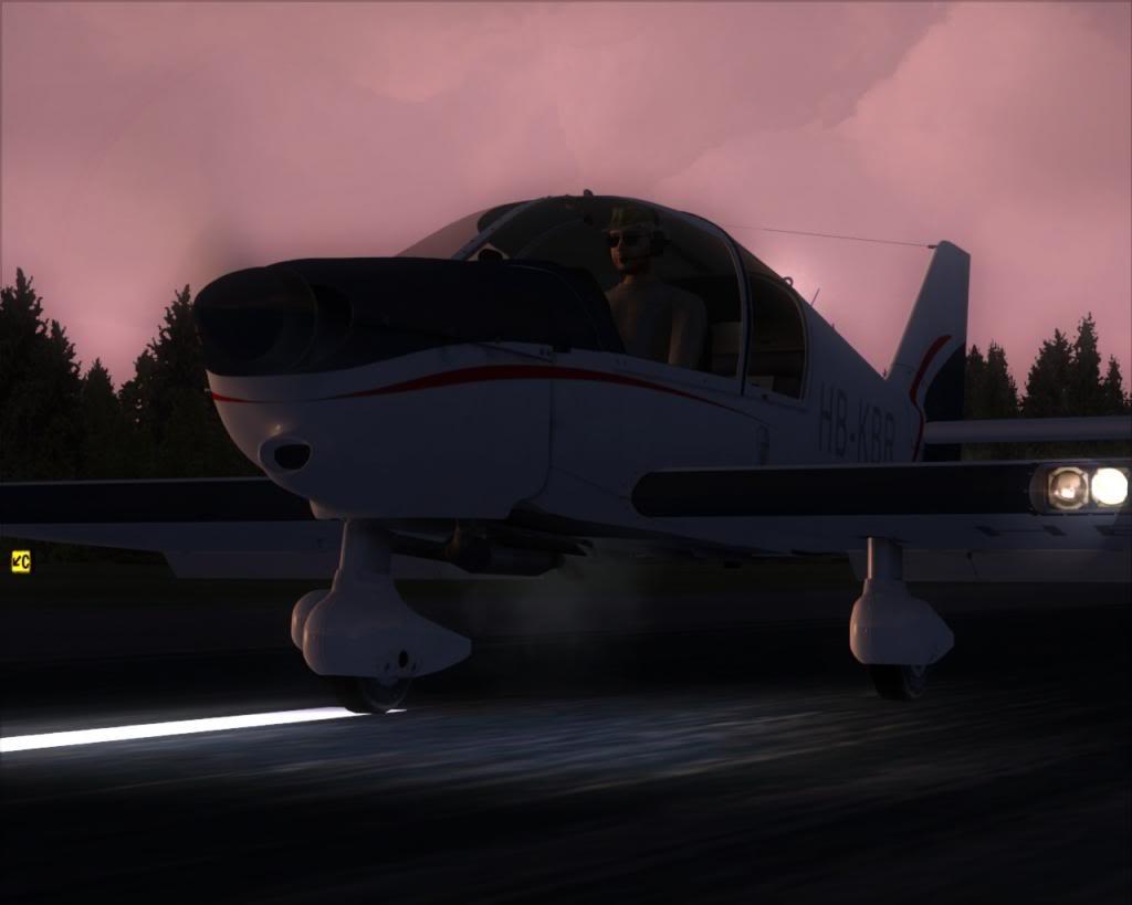 Robin DR400 X 24-10