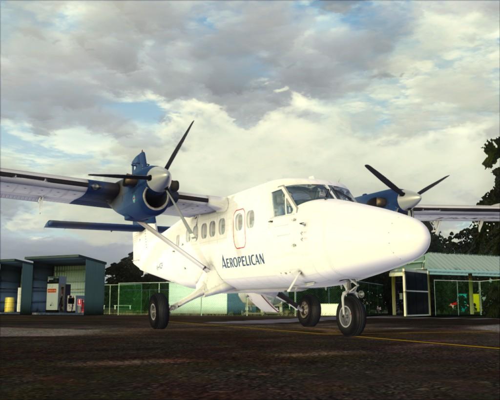 Wanervale to Aeropelican 24-16
