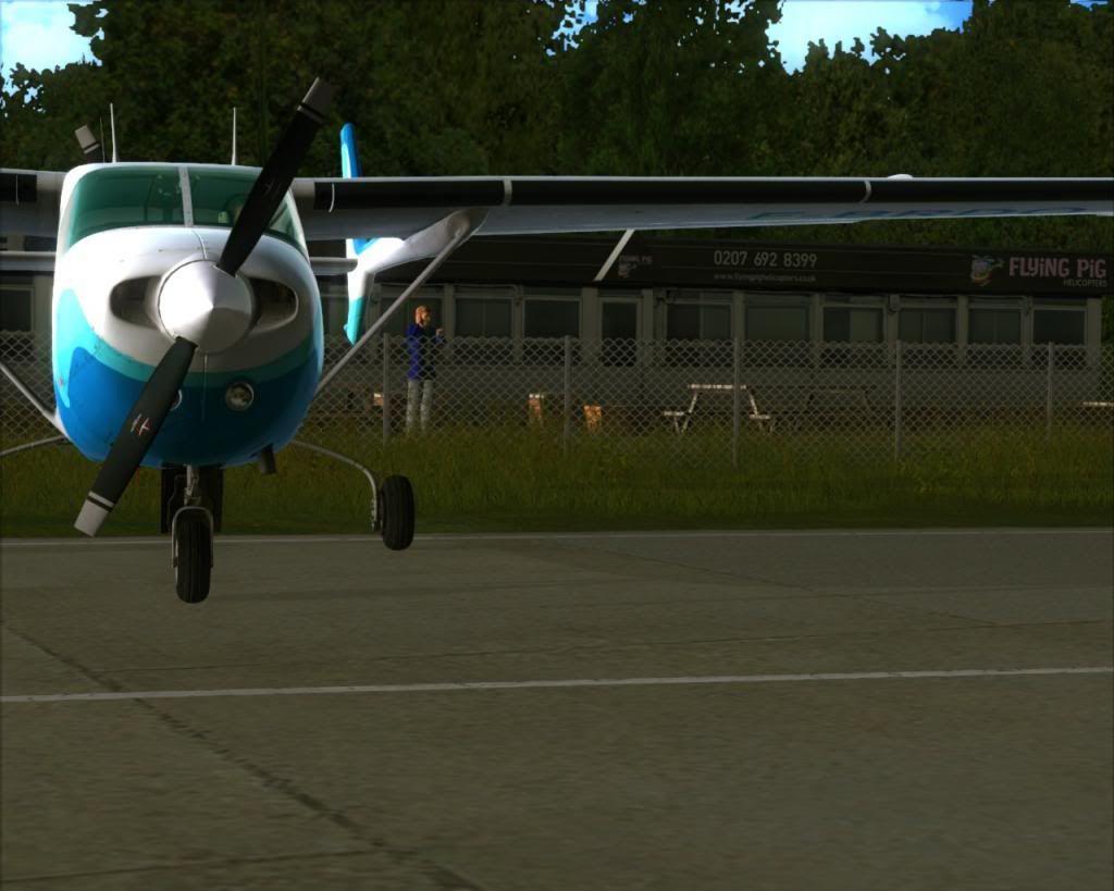 Elstree Aerodrome 24-7