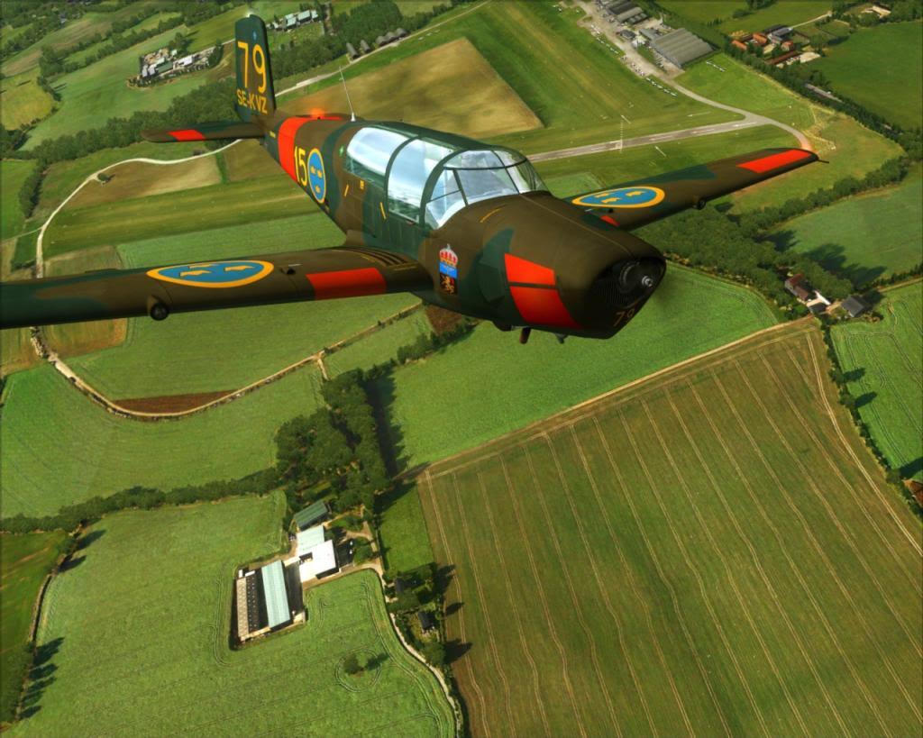 Stapleford Airfield 24-8