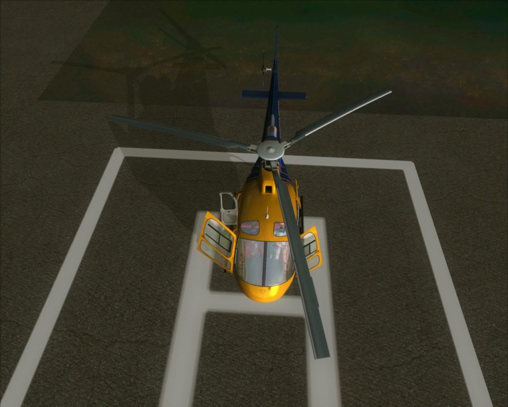 Novo brinquedo - AS350 24a