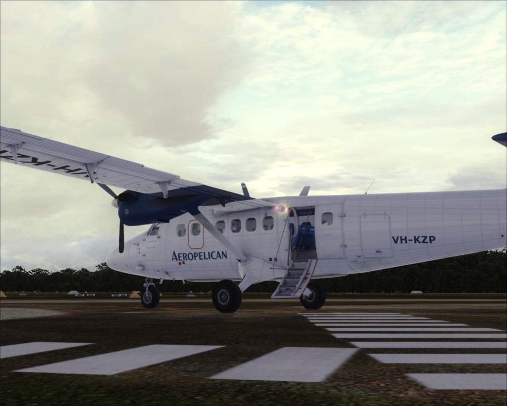Wanervale to Aeropelican 25-15