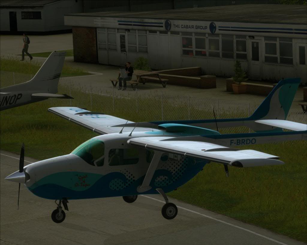 Elstree Aerodrome 25-6