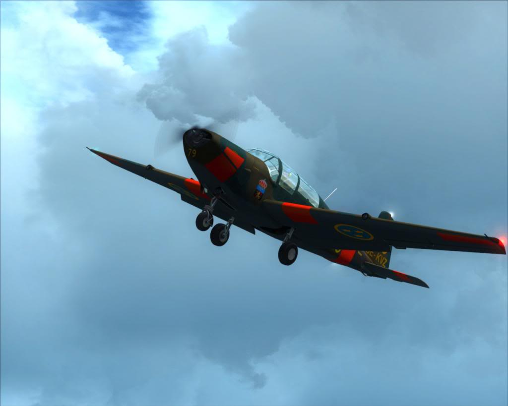 Stapleford Airfield 25-7