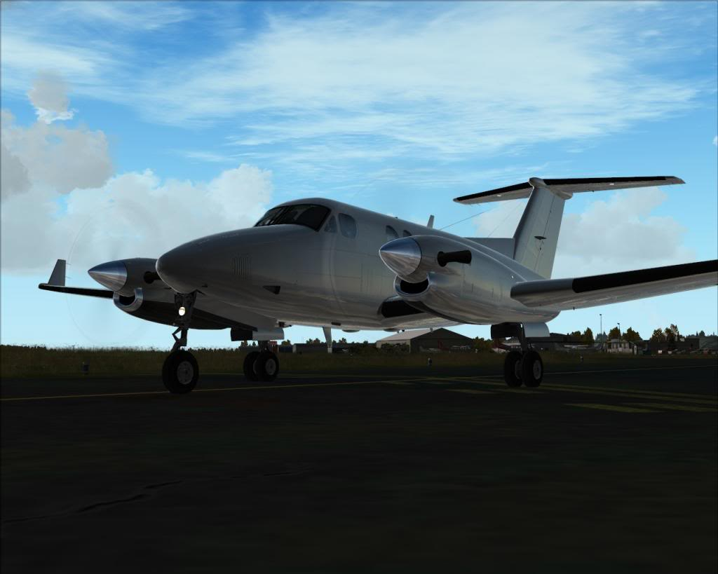 Carenado B200 King Air (Review de Rodrigo Sotto-Maior) 3-3