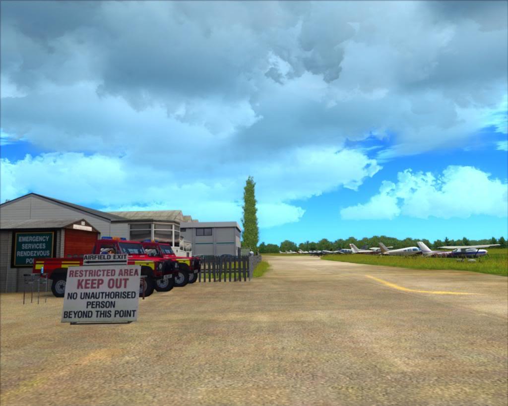 Stapleford Airfield 4-26