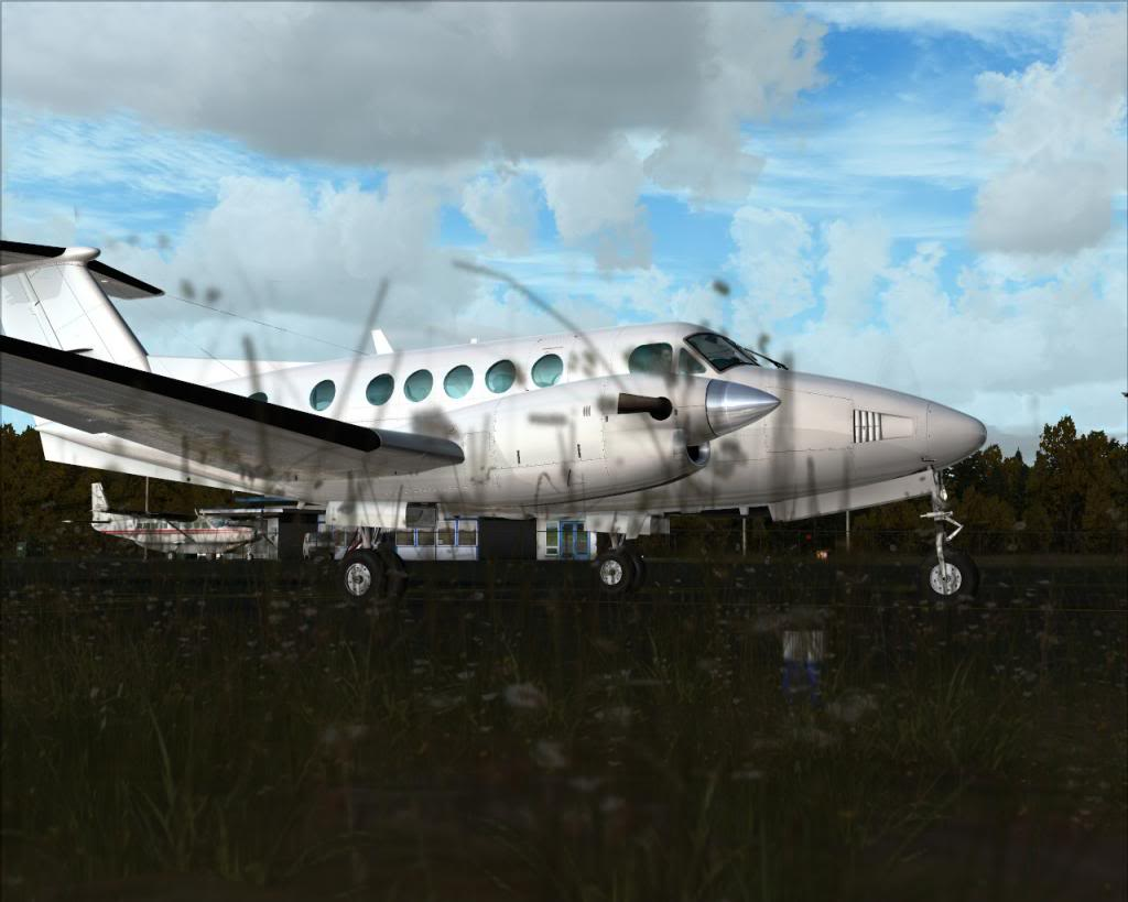Carenado B200 King Air (Review de Rodrigo Sotto-Maior) 4-3