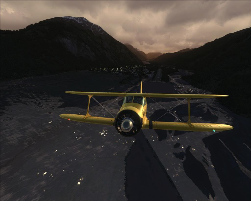 Staggerwing 4-33