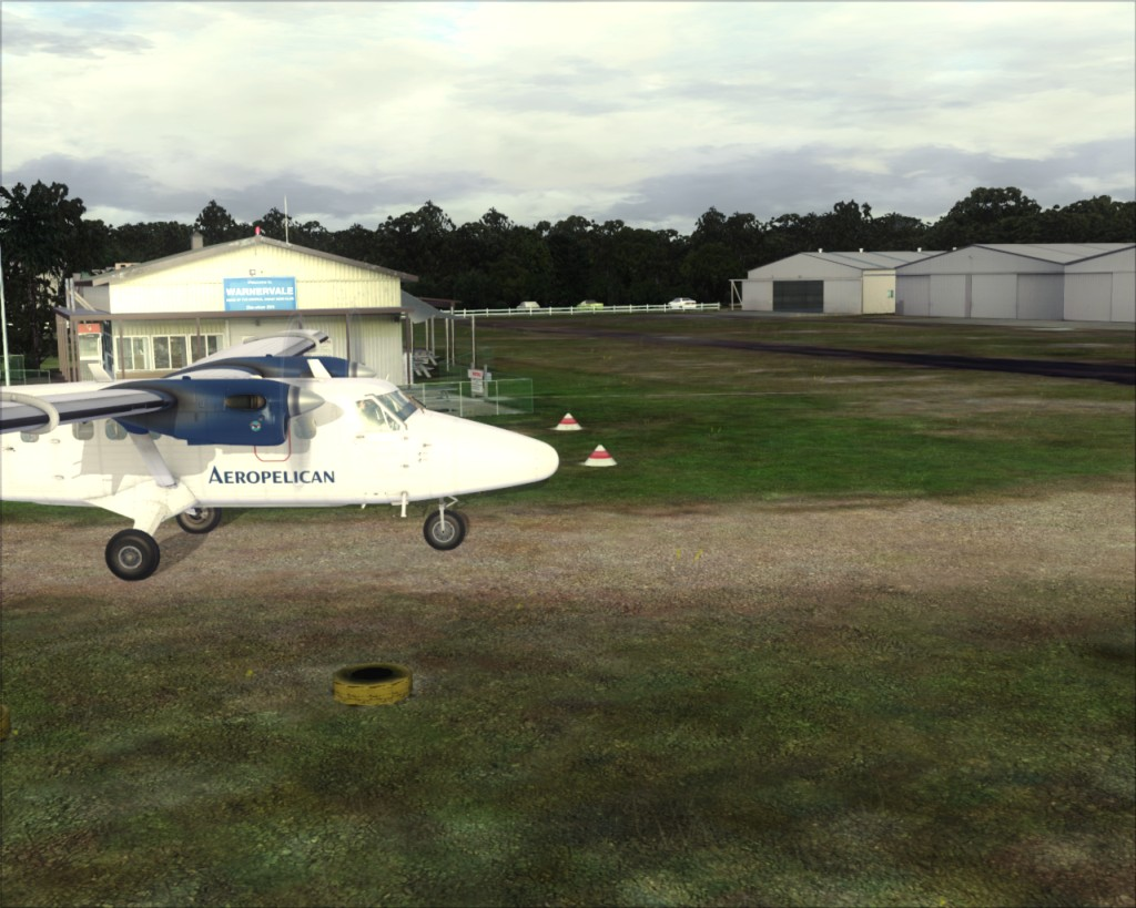 Wanervale to Aeropelican 5-40