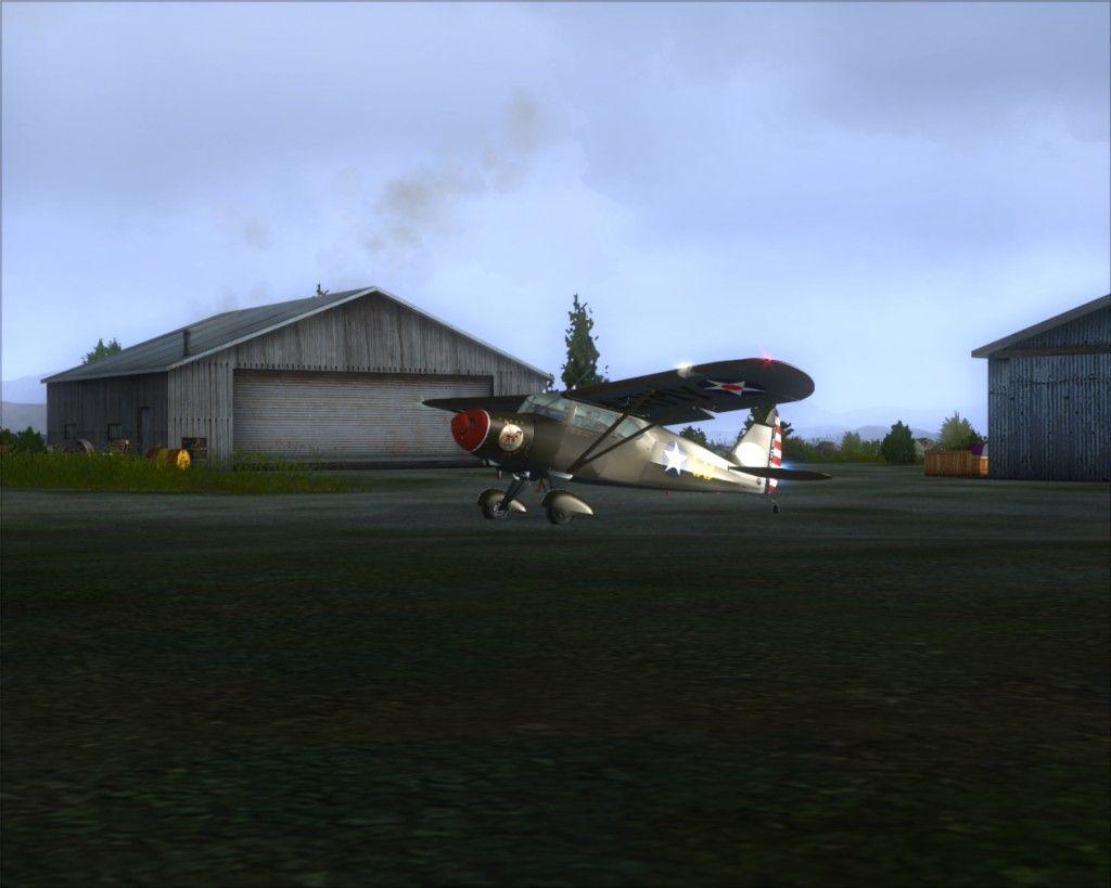 Hilltop Airstrip 5-59