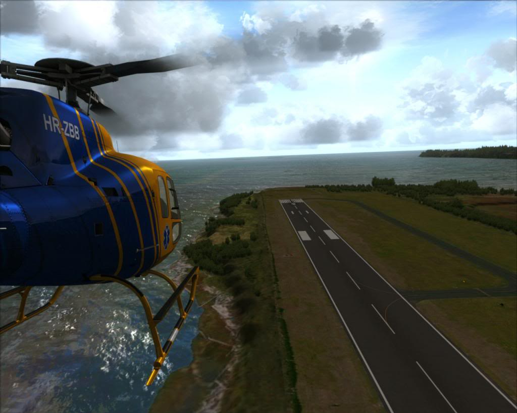 Novo brinquedo - AS350 6a