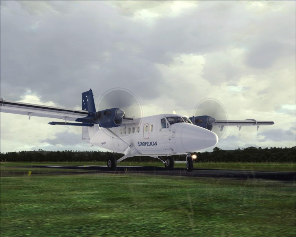 Wanervale to Aeropelican 7-36