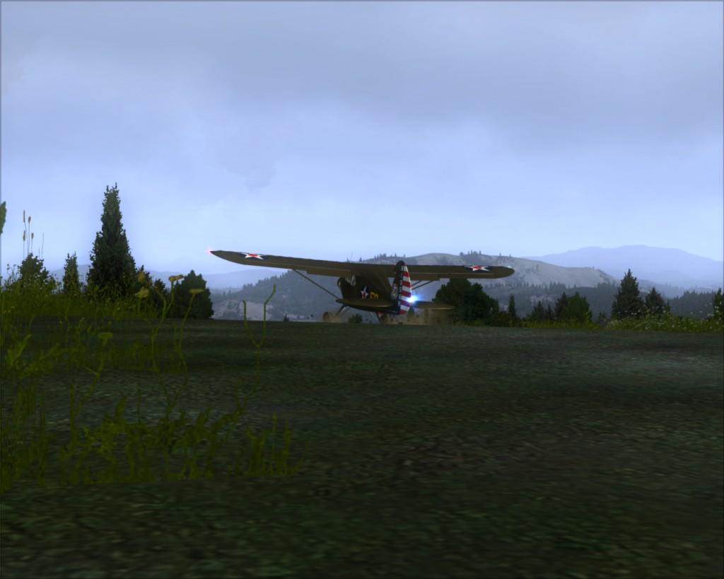 Hilltop Airstrip 7-53