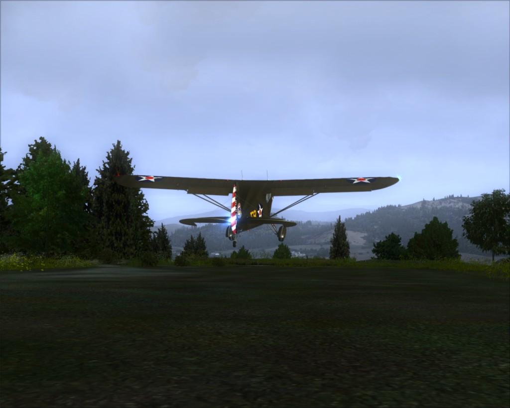 Hilltop Airstrip 8-53