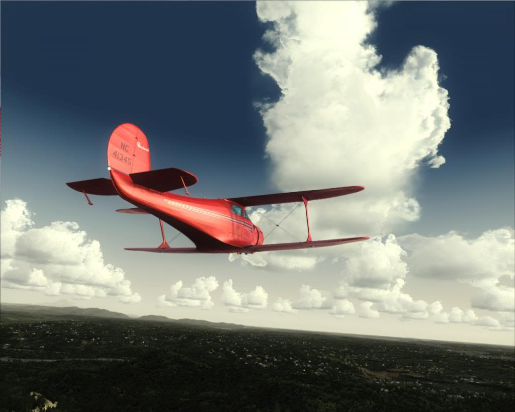 Staggerwing 9-32