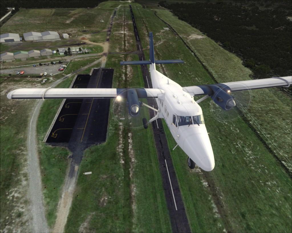 Wanervale to Aeropelican 9-38