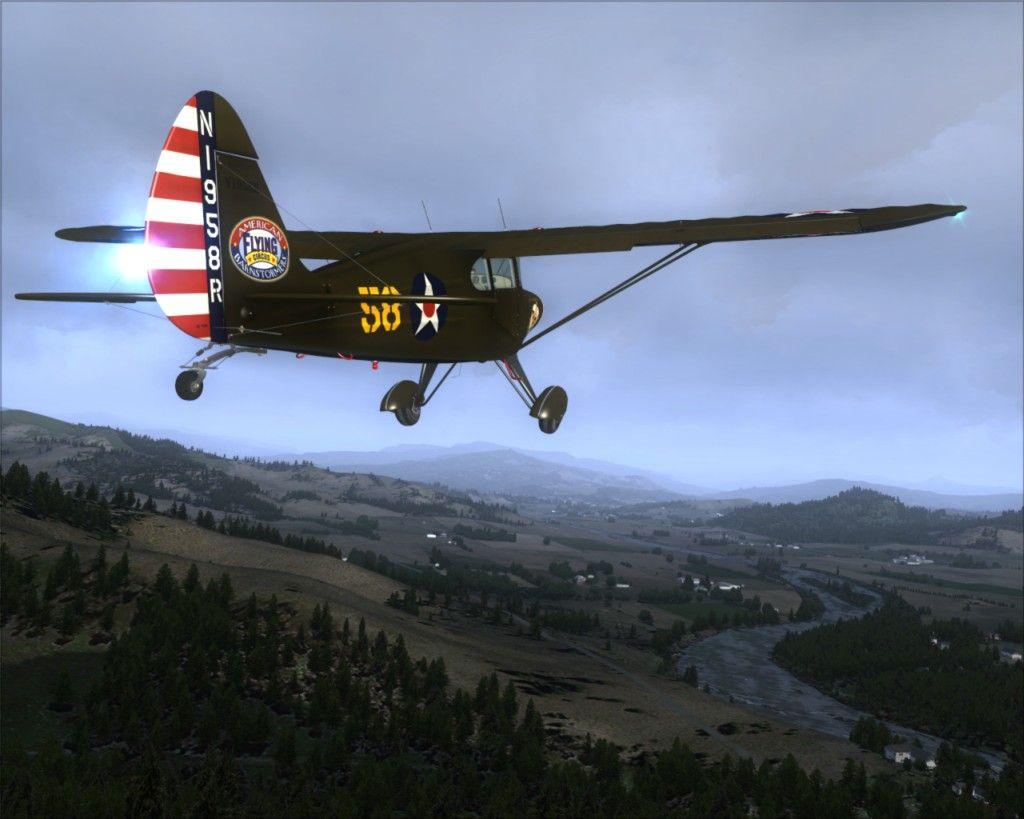 Hilltop Airstrip 9-54