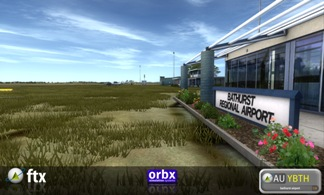 FTX AU Bathurst Airport YBTH lançado ORB-027_pic5