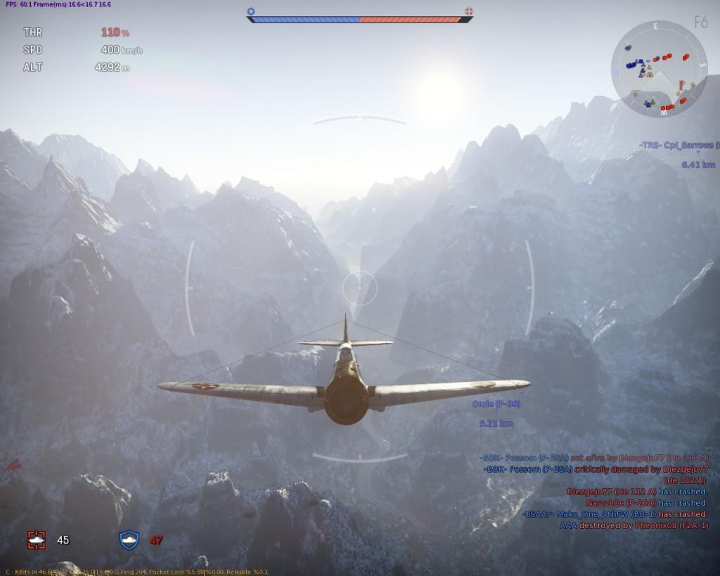 [War Thunder] Combate Aéreo WT