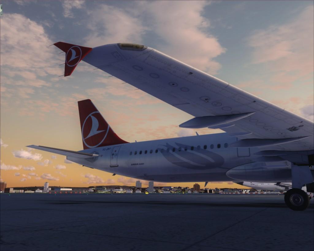 Voando pela Europa A1
