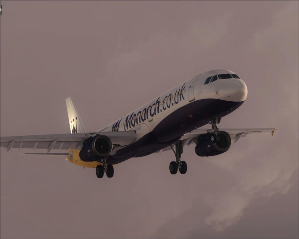 Voando pela Europa A13