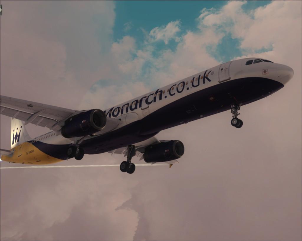 Voando pela Europa A14