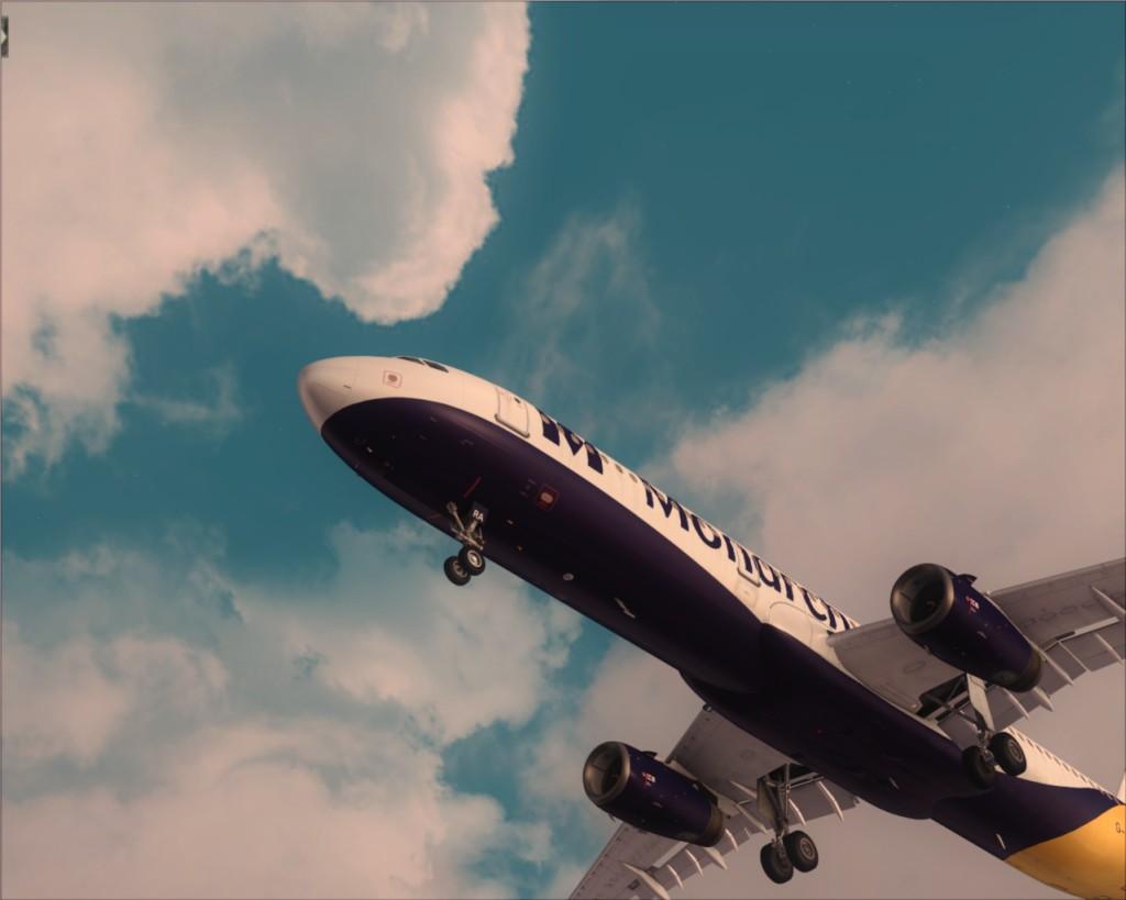 Voando pela Europa A15