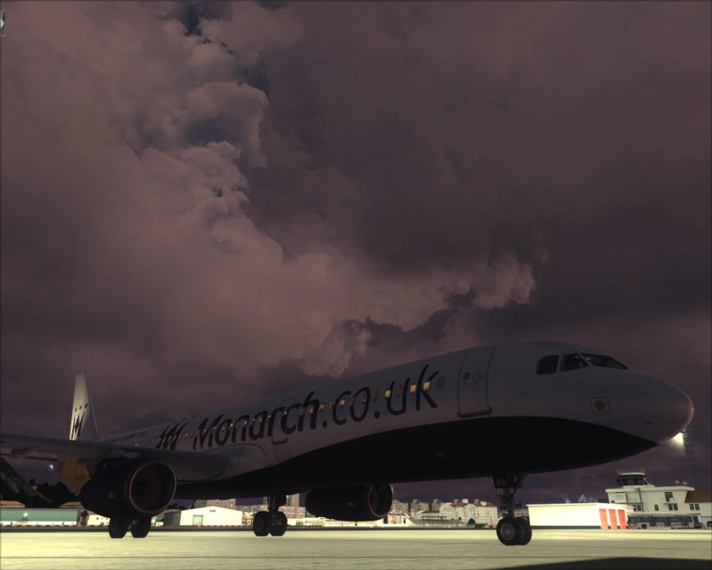 Voando pela Europa A18
