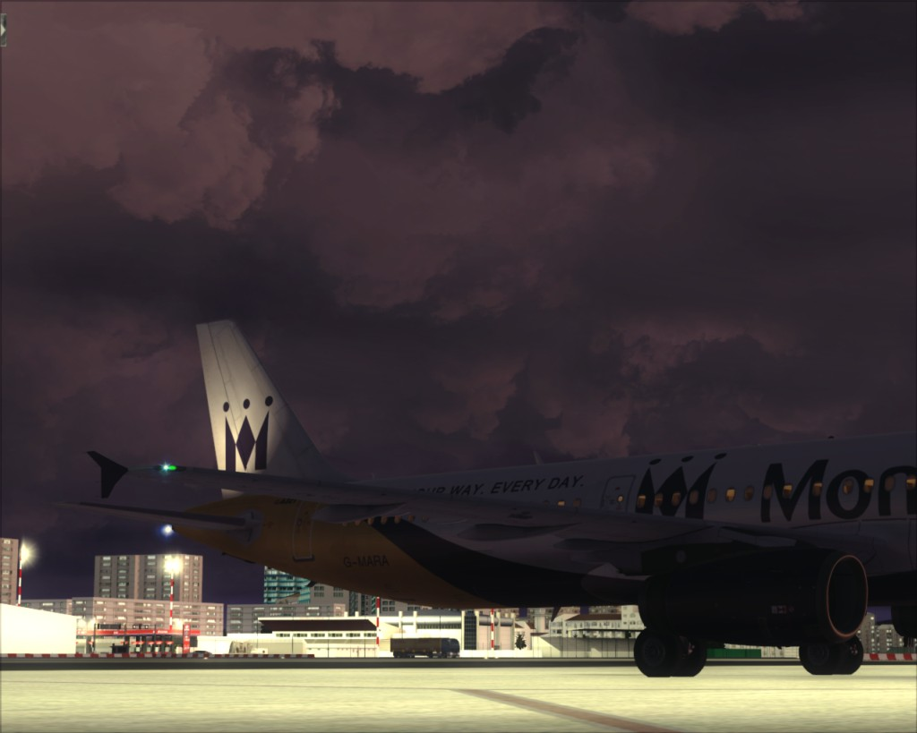 Voando pela Europa A20