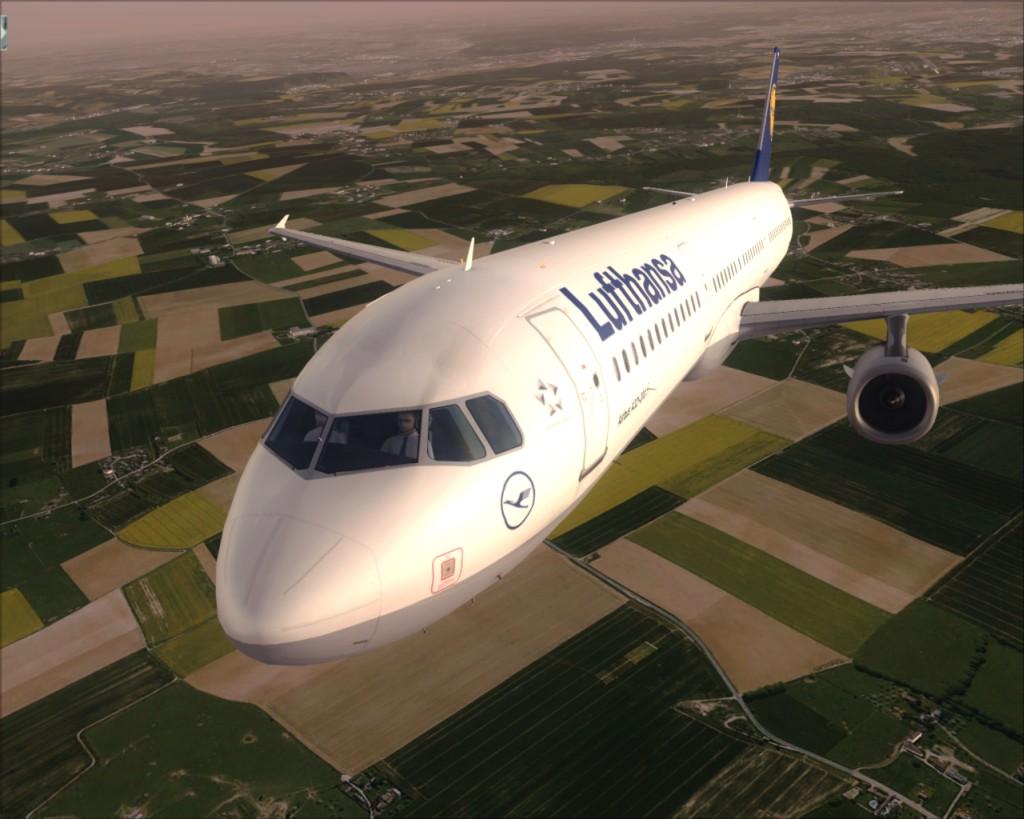 Voando pela Europa A3