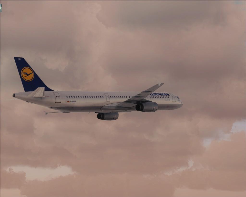 Voando pela Europa A6