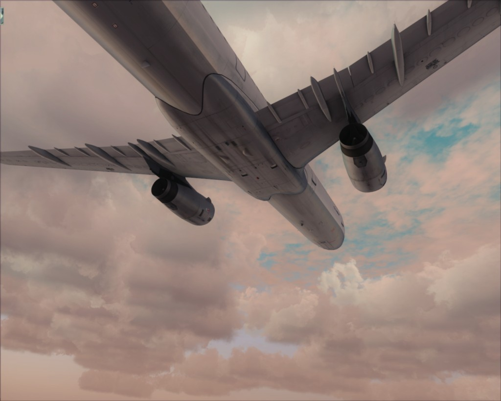 Voando pela Europa A7