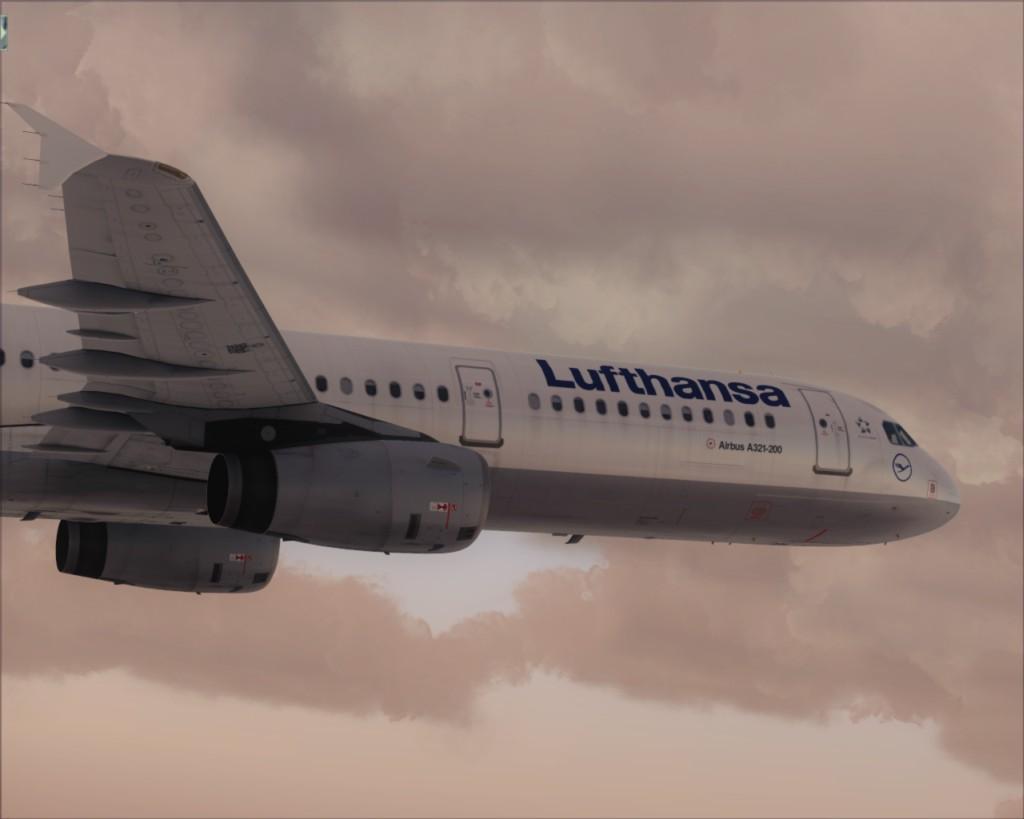 Voando pela Europa A8