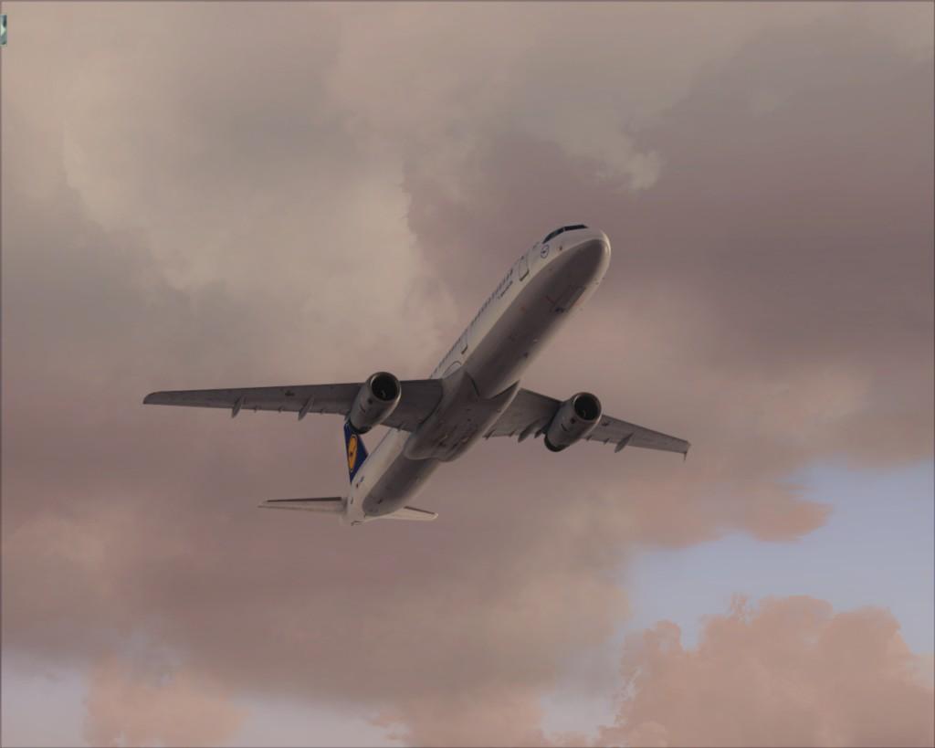 Voando pela Europa A9