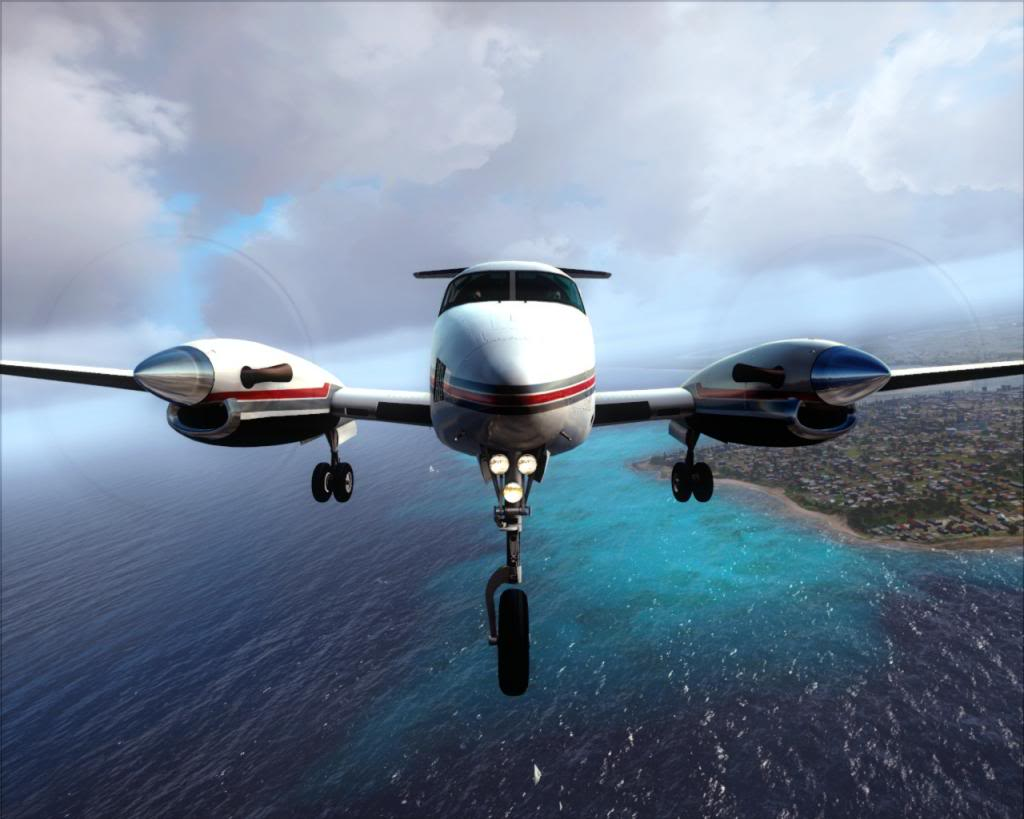 Carenado B200 King Air (Review de Rodrigo Sotto-Maior) B