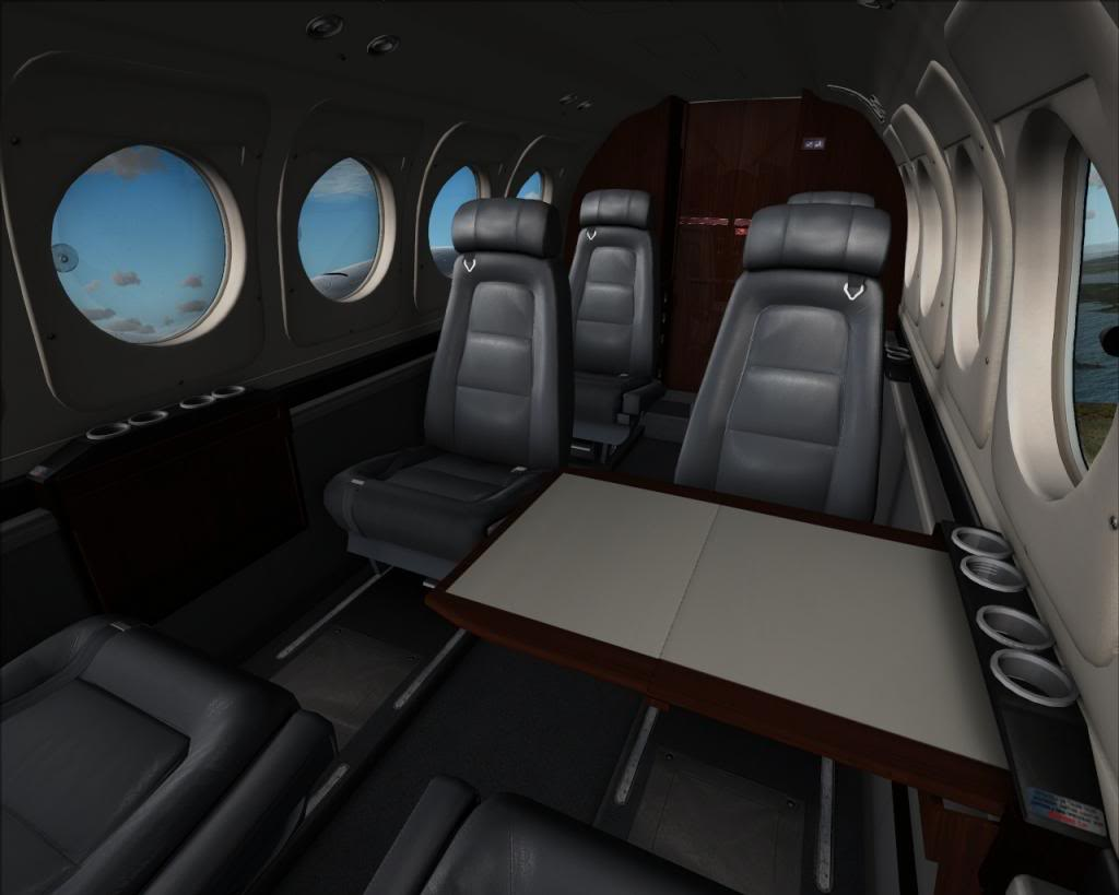 Carenado B200 King Air (Review de Rodrigo Sotto-Maior) B1
