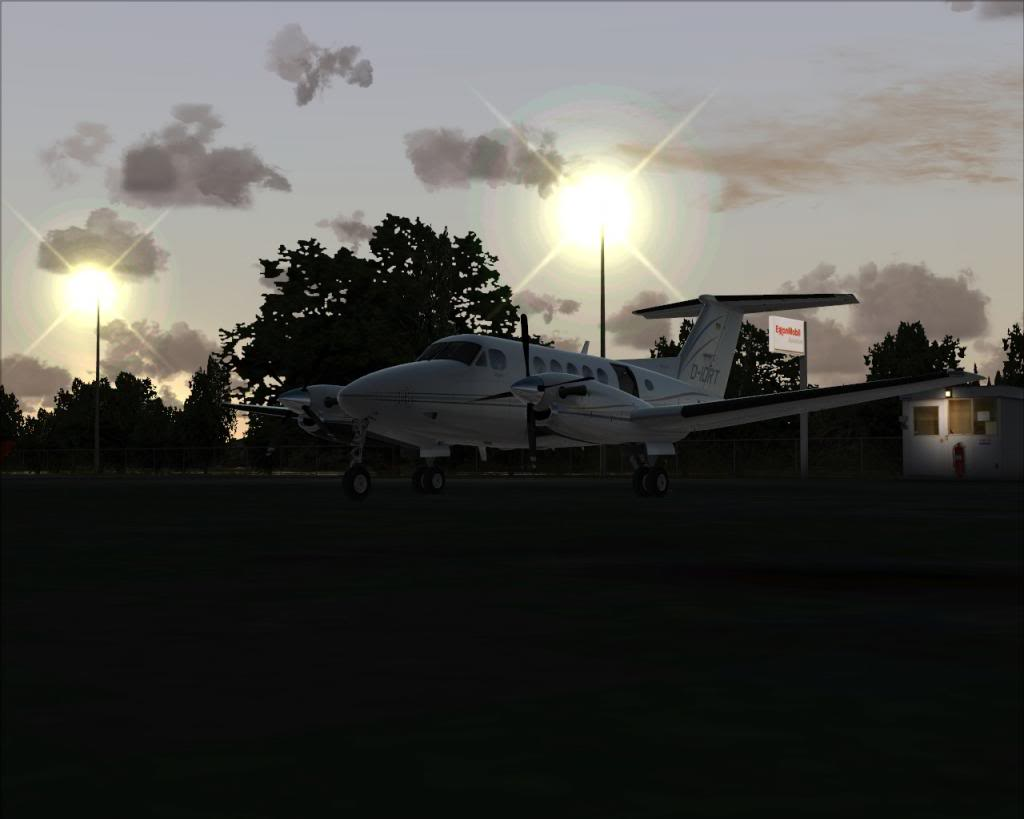 Carenado B200 King Air (Review de Rodrigo Sotto-Maior) B3