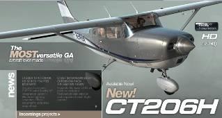 Carenado CT206H Stationair Released Caren