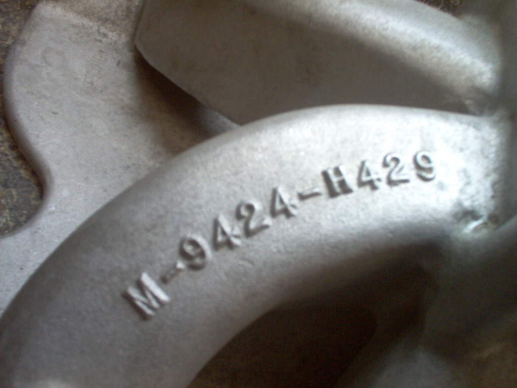 429-460 FORD MOTORSPORT DOMINATOR INTAKE IM000003