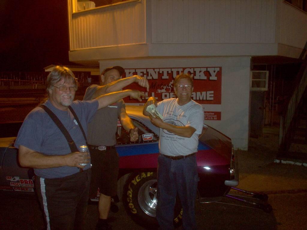 "Congrats to Randy "" JACK AZZ FLATZ RACING ""  IM000262"
