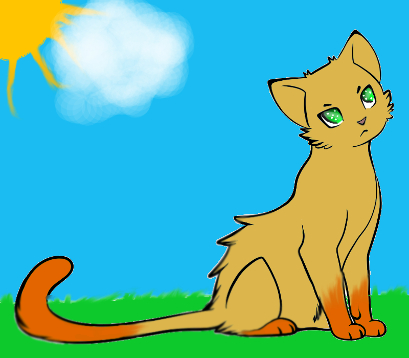 Any one want me to draw their cat? - Page 6 Darkylovestheys-1