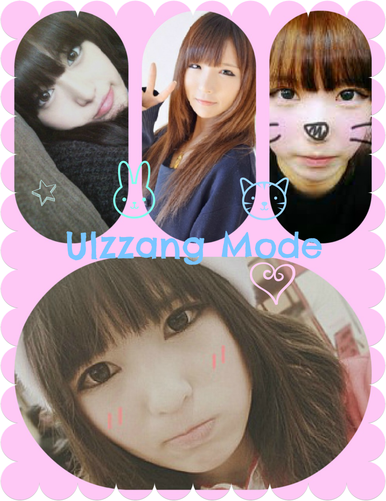 Ulzzang mode