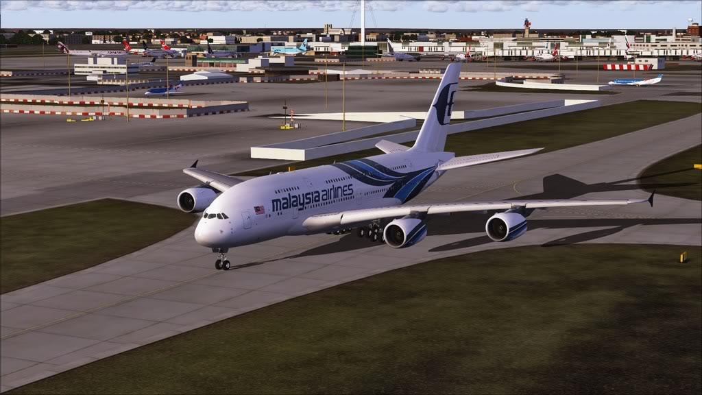 Londres - Kuala Lumpur com a Malaysia Airlines Mini--2012-jul-21-008