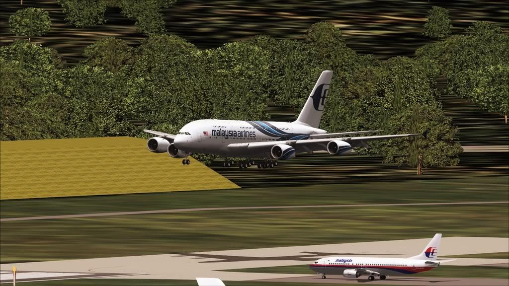 Londres - Kuala Lumpur com a Malaysia Airlines Mini--2012-jul-21-060