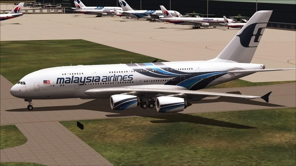 Londres - Kuala Lumpur com a Malaysia Airlines Mini--2012-jul-21-064